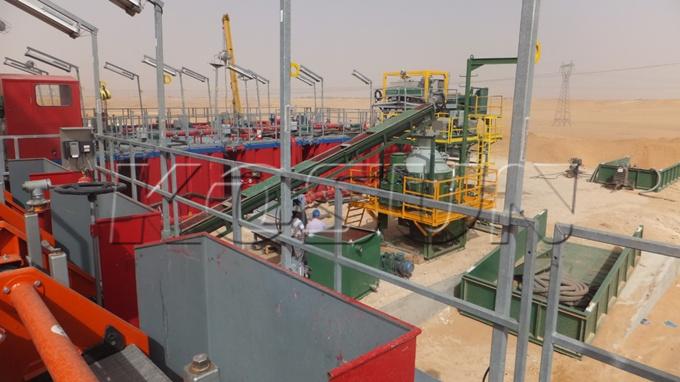 科迅机械岩屑甩干机钻井废弃物随钻处理系统